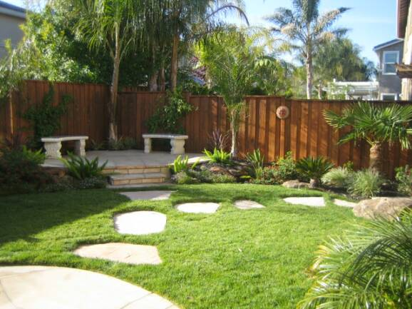 Home for Home garden landscape design